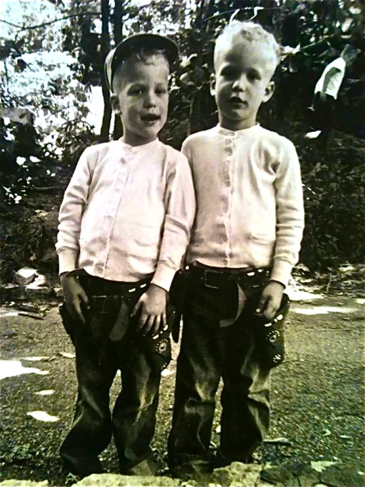 Daddy liked to take photographs of us children when we were young