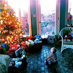 Addy Christmas 1